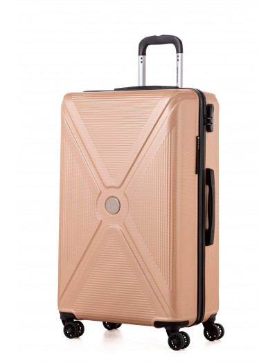Valise XXL Hydra champagne