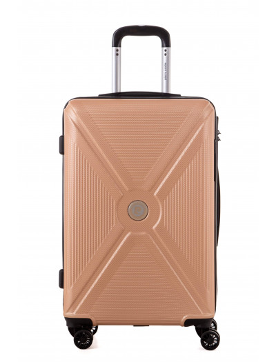Valise grande taille HYDRA Champagne