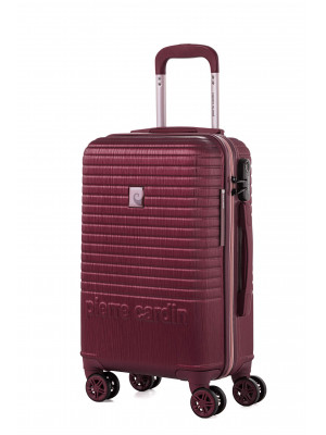 Valise cabine PERLE Rouge...