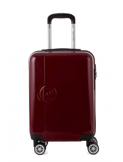 Valise cabine VENISE Rouge fonce