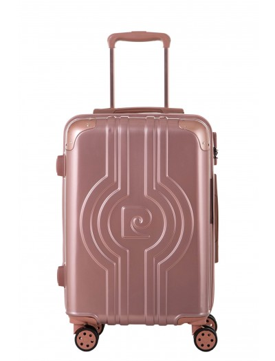 Set de 3 valises Vega rose gold