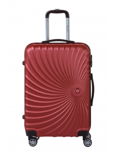 Valise grande taille Phoenix rouge